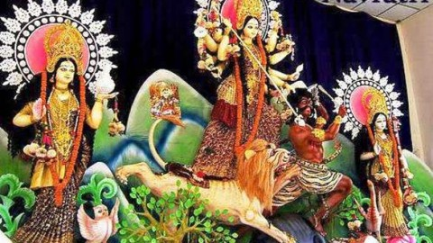 Happy Sharad Navaratri 2014 HD Wallpapers, HD Images, Wishes For Pinterest, Instagram