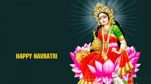 Sharad Navratri 2014 : Latest Hindi Diwas SMS, Slogans, Wishes, Text Messages