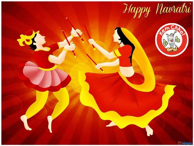 25 September Navratri 2014 SMS, Text Messages & Wishes