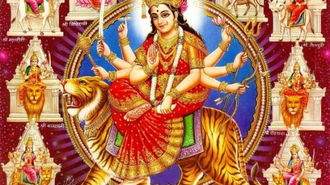 Navratri SMS Messages Greetings and Facebook Status 2014