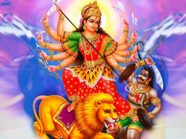 Top 3 Awesome Happy Maha Navami 2014 Images, Pictures, Photos, Wallpapers