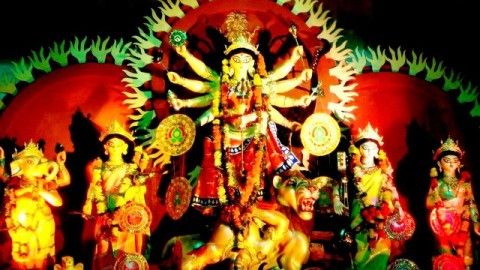Happy Durga Ashtami 2014 FREE Messages, SMS, Greetings Free Download