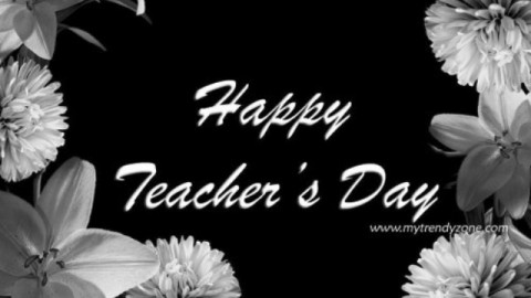 Top 10 Cute Awesome Happy Teacher's Day 2014 SMS, Quotes, Messages, Shayari In English For Facebook And WhatsApp