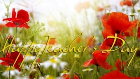 Teachers Day 2014 – Ecards, Greetings, Poems, Comments Free Download