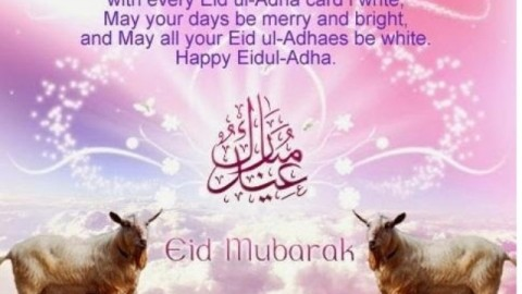 Happy Eid ul Adha / Bakri Id 2014 HD Images, Wallpapers For Whatsapp, Facebook