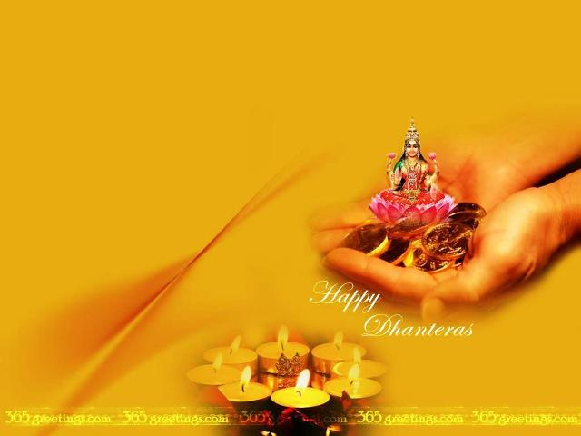 Dhanteras Puja 2014 HD Images, Wallpapers For Whatsapp, Facebook