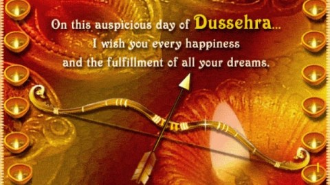 Dussehra Celebrations 2014 Facebook Status, WhatsApp Messages, Quotes, SMS