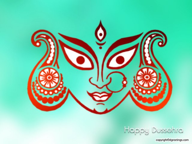 Top 3 Awesome Happy Dussehra 4th October 2014 Images, Pictures, Photos, Wallpapers