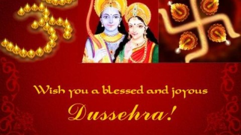 Happy Dussehra Celebrations 2014 HD Images, Greetings, Wallpapers Free Download