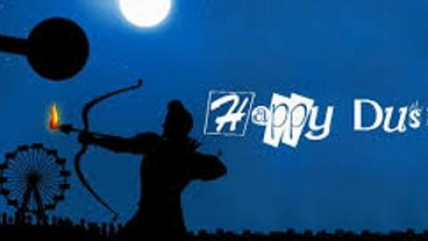 Happy Dussehra Celebrations 2014 HD Wallpapers, Images, Wishes For Pinterest, Instagram