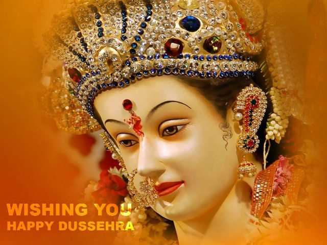 Dussehra Celebrations 2014 Facebook Photos, WhatsApp Images, HD Wallpapers, Pictures