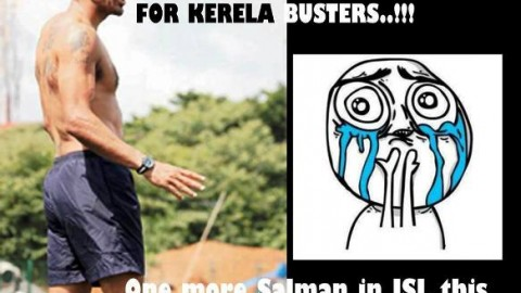 Hero Indian Super League Trolls For Facebook That Will Make You Laugh