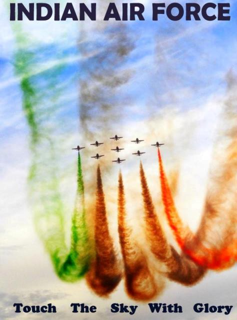 Indian Airforce Day 09