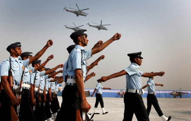 Indian Airforce Day 17