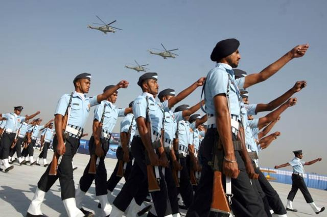 Indian Airforce Day 18