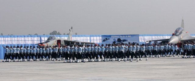 Indian Airforce Day 26