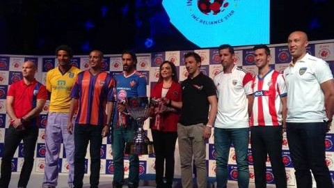 Indian Super League (ISL) Facebook Photos, WhatsApp Images, HD Wallpapers, Pictures