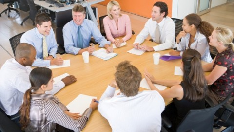 How To Perform Well In A Group Interview