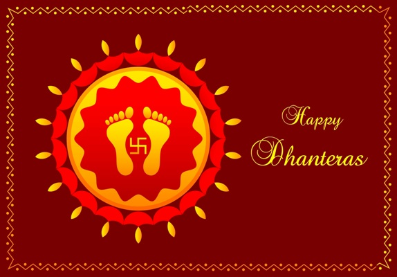 Top 3 Sweet Awesome Happy Dhanteras 2014 SMS, Quotes, Messages In Marathi For Facebook And WhatsApp
