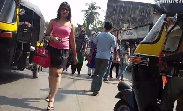 This Woman Walked For 10 Hours In Mumbai And You Won't Believe What She Has To Say!