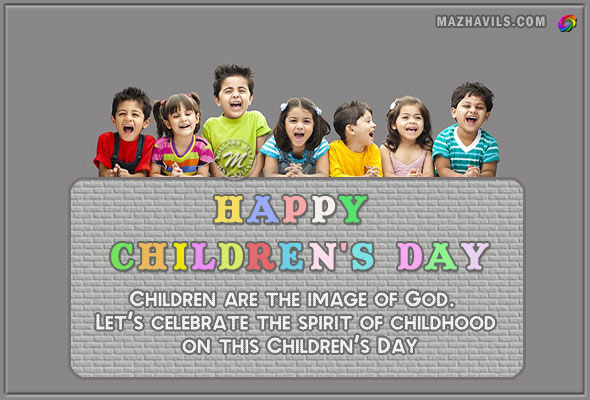 Happy Children's Day 14 November 2014 HD Images, Pictures, Greetings, Wallpapers Free Download
