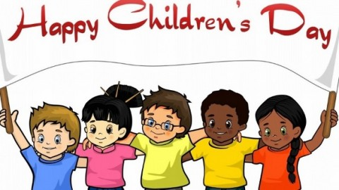 Children's Day Observed Across India on 14 November 2014 – Wishes