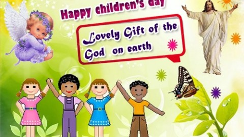 Top 3 Awesome Happy Children's Day 2014 SMS, Quotes, Messages In English For Facebook And WhatsApp