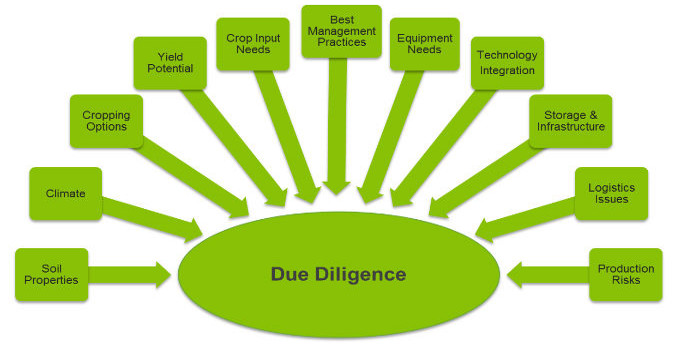 What is the meaning of Due Diligence?