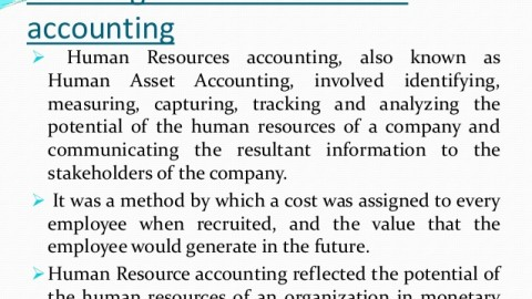 What Are The Benefits of Human Resource Accounting?