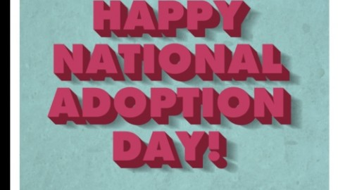 5 Amazing National Adoption Day Images, Wallpapers, Photos For Facebook, WhatsApp
