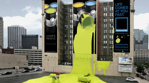 Write a note on Outdoor Media Advertising