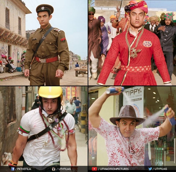 Top 10 Superb 'P.K.' Hindi Movie Images, HD Wallpapers For WhatsApp, Facebook