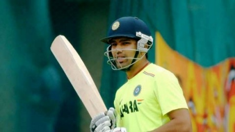 15 Cool Superb 'Rohit Sharma' 2014 Images, Photos And Wallpapers