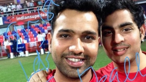 Latest 'Rohit Sharma' Free HD Pictures, Images, Wallpapers For Facebook, Myspace, WhatsApp