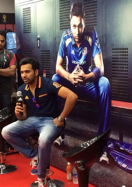 Rohit Sharma  (20)