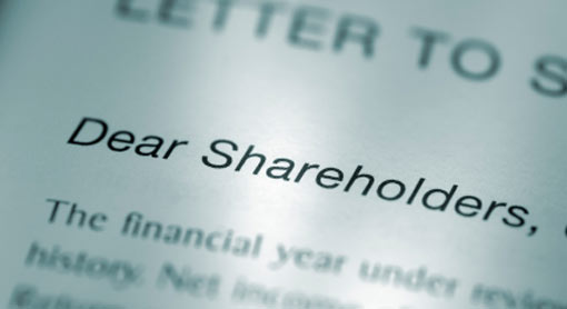 What Is The Responsibility of A Firm Towards Shareholders?