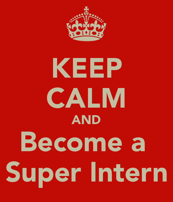 10 Awesome Tips To Become A Super Intern By Shamim Noorani