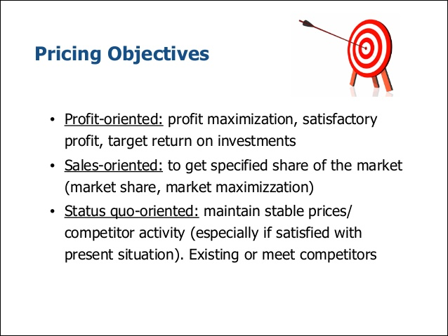 What Is The Meaning of Target Return Pricing Method?