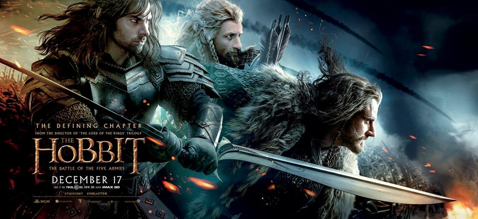 Watch The Official Main HD Trailer of The Hobbit: The Battle of the Five Armies