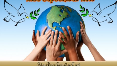 Happy World Peace Day 2014 HD Images, Photos, Greetings, Wallpapers Free Download