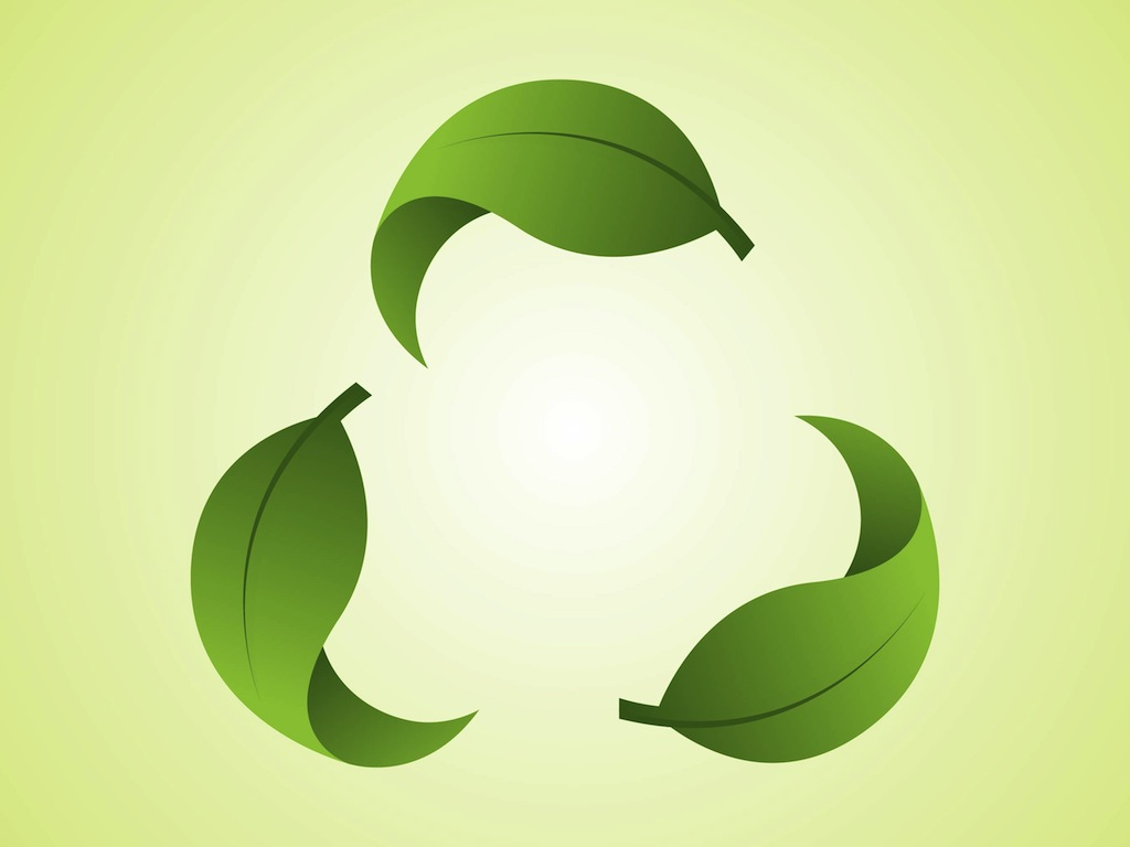 Recycling-Leaves