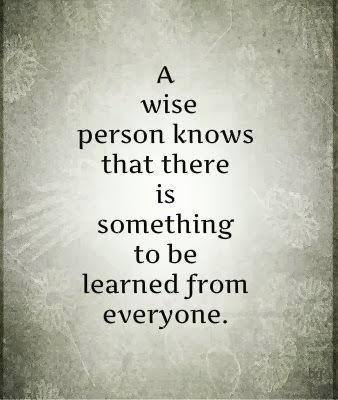 9 Ways To Be A Wise Person !!!