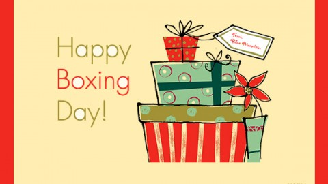 Happy Boxing Day 2014 HD Images, Photos, Wallpapers Free Download