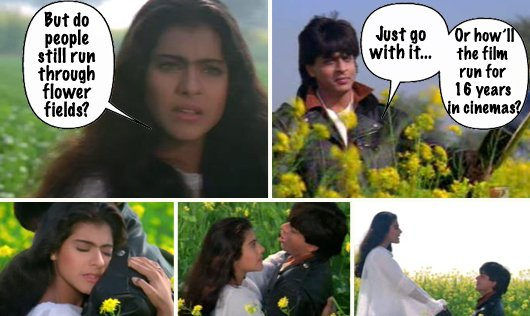10 Cool Superb Dilwale Dulhania Le Jayenge Jokes, Trolls, Funny Status For WhatsApp, Facebook