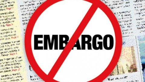 What Is The Meaning of Embargo?