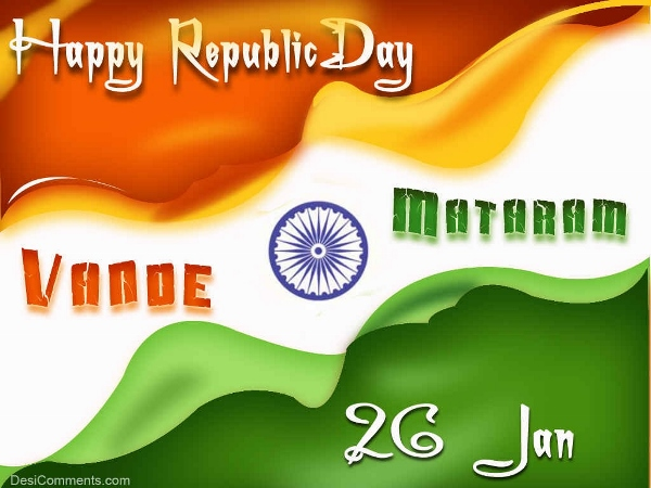 Happy Republic Day 2015 HD Images, Greetings, Wallpapers Free Download