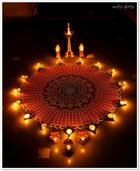 Happy Sarvalaya Deepam 2014 HD Images, Greetings, Wallpapers Free Download