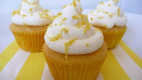Happy Lemon Cupcake Day 2014 WhatsApp Display Pictures, Facebook Photos Free Download