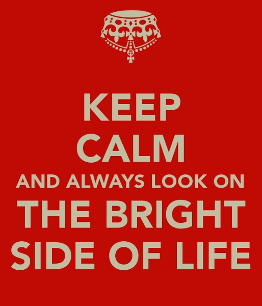 Look On The Bright Side Day  (8)