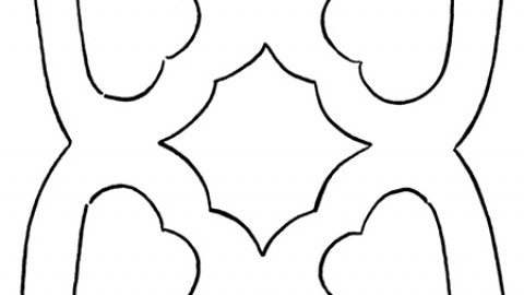 Happy Make Cut Out Snowflakes Day 2014 HD Images, Photos, Wallpapers Free Download